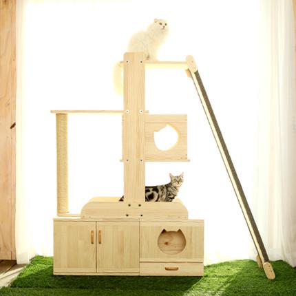 ��ŰŸ�� ������ 3 + ȭ��� ��Ʈ TS2 (Rooke Tower Basic 3 + Toilet Set TS2)