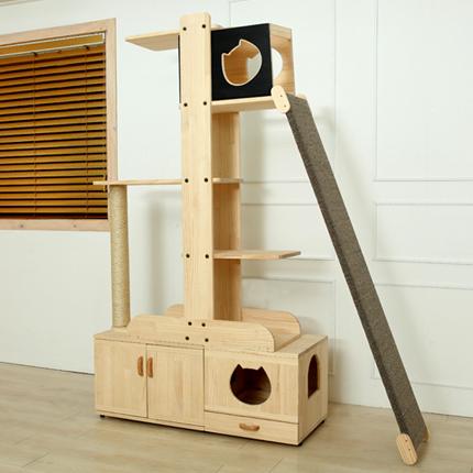 ��ŰŸ�� ������ 4 + ȭ��� ��Ʈ TS2 (Rooke Tower Basic 4 + Toilet Set TS2)